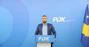 Donjet Bislimi: Është padrejtësi për Kosovën që në krye të ministrisë së Punëve të Jashtme të jetë Donika Schwarz