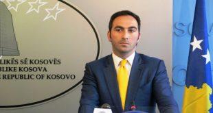 Blerand Stavileci, Shefi i kabinetit të kryeparlamentarit, Veseli ka paditur kryetarin e Lëvizjes Vetëvendosjes, Albin Kurti