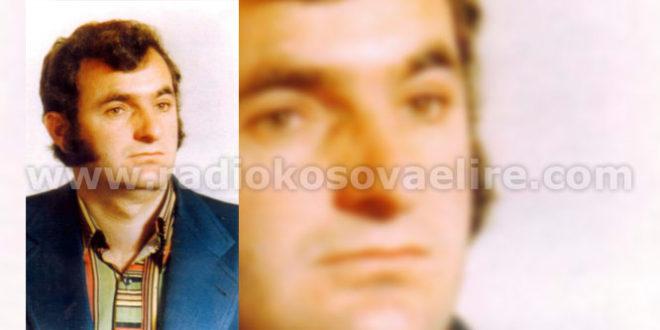 Brahim Demush Morina (1.2.1950 – 17.5.1998)