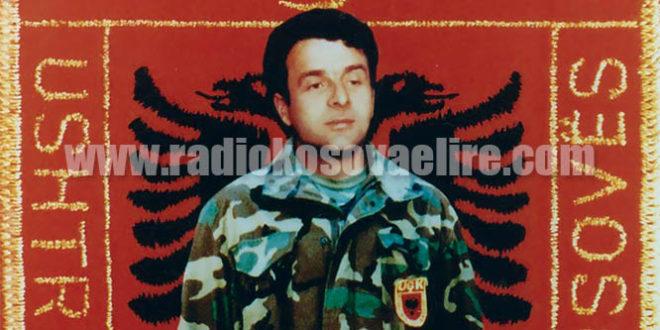 Brahim Zymer Mushkolaj (26.6.1954 - 30.5.1998)