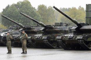 """Budesdeutsche Zeitung"""" paralajmëron se SHBA në Gjermani """"po i bëjnë gati tanket për luftë kundër Rusisë"""""""