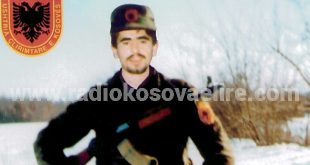 Bujar Sali Jasiqi (13.7.1979 - 25.6.1999)