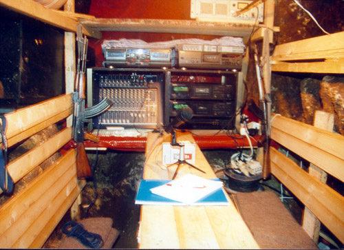Bunkeri i Radios Kosova e Lirë