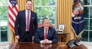 Trump e emëron ambasadorin Grenell në pozitën e Shefit të Intelegjencës Nacionale, institucion që kordinon CIA, FBI, DEA