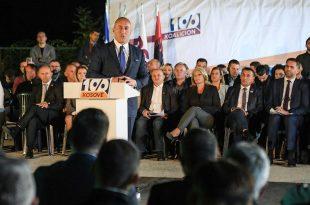 Ramush Haradinaj: Kosova e 17 shkurtit është sot fakt i pakthyeshëm, falë të gjithë atyre që na qëndruan në krah