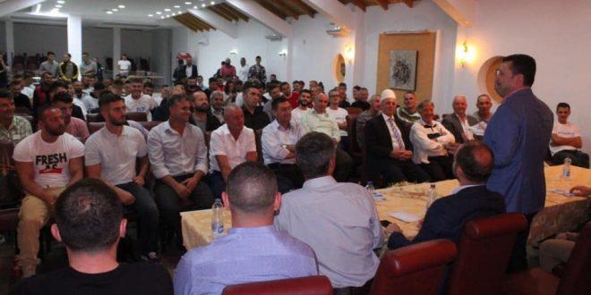 Hajdar Beqa: Partia Demokratike e Kosovës si parti shtetformuese ka planprogramin më të mirë politik në vend