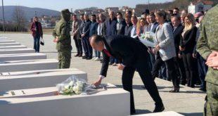 Enver Hoxhaj: Prekazi është epiqendra e lirisë të cilën e gëzojmë sot si shtet sovran dhe i pavarur