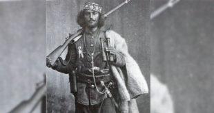 Çerçiz Topulli (188o – 1915) atdhetar me pushkë e penë për çlirim dhe bashkim kombëtar