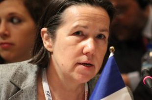 Ambasadorja e Francës në Tiranë thotë se kryetari francez Macron nuk është shprehur kurrë kundër Shqipërisë