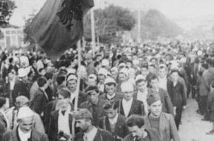 Më 29 nëntor të vitit 1944 Shqipëria, pa ndihmën e askujt, por me forcat e veta luftarake u çlirua nga pushtimi fashist