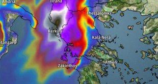 Përmbytje të mëdha rrezikojnë të përfshijnë Kosovën dhe Shqipërinë gjatë kësaj jave dhe javës së ardhshme