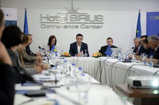 Ministri, Shala Endrit, i ka dhënë mbështetje industrisë së ndërtimit