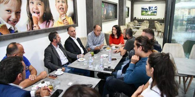 Hoxhaj: PDK-ja është dalluar gjithmonë nga partitë tjera, sa i përket kujdesit dhe mbështetjes së dhënë për kulturën