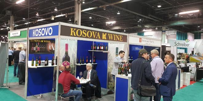 Produktet e Kosovës janë ekspozuar edhe në Shtetet e Bashkuara të Amerikës