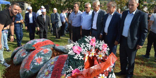 Sot në fshatin Gurbardh të Malishevës, është bërë rivarrimi i Rifat Berishës, i zhdukur 27 vite më parë në Bosnje