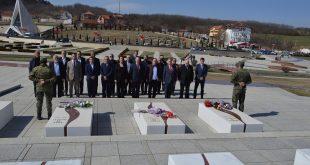 Kuvendi i Komunës së Malishevës, ka mbajtur seancë solemne, për nder të përvjetorit të 23 të ''Epopesë së UÇK-së''
