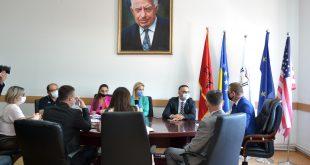 Ardit Halilaj: Qeveria e Republikës së Kosovës mbështet ndërtimin e Kampusit Universitar të UGJFA-së
