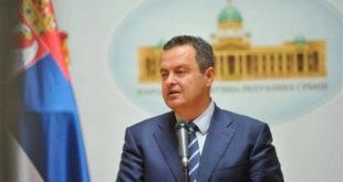 Ministri i Jashtëm serb, Ivica Daçiq thotë se Viena nuk do ta votojë liberalizimin e vizave për Kosovën