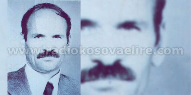 Daut Zenun Halilaj (16.10.1933-29.3.1999)