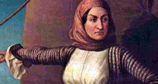 Dhaskalina Stavri Pinoti, (Bubulina) (1771- 22 maj 1825) luftëtarja më e njohur arvanitase