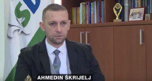 Ahmedin Shkreli kërkon zgjedhje për Kuvendin e Sanxhakut