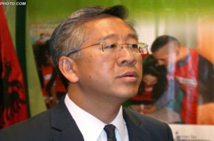 Ambasadori Lu përshëndet miratimin e Reformës për Drejtësi