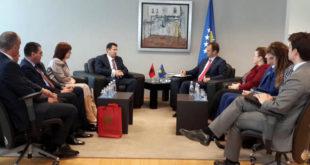 Fuqizimi i sundimit të ligjit në Kosovë dhe Shqipëri, fuqizon bashkëpunimin ndërshtetëror