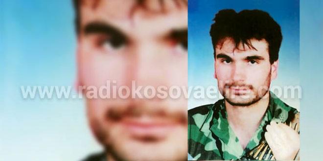 Driton Mujë Zeneli (31.5.1972 - 8.9.1998)