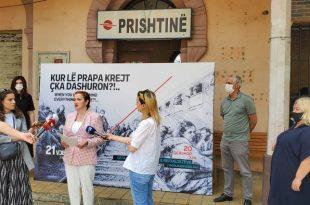 Eliza Hoxha apelon që sa më shpejt të themelohet Muzeu i dhimbjes që kujton eksodin e shqiptarëve