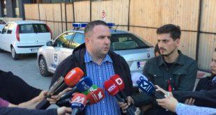 Kryeshefi ekzekutiv i sekretariatit të KQZ-së, Enis Halimi ka vizituar vendin ku janë helmuar zyrtarët e KQZ-së