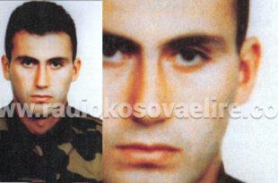 Edmond Hysni Hoxha (10.10.1975 - 31.1.1997)