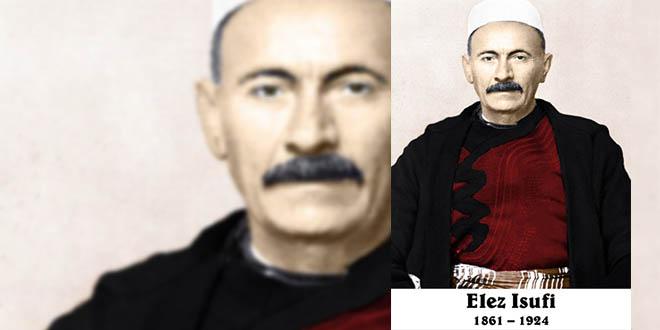 Elez Isufi, Robin Hudi i Shqipërisë