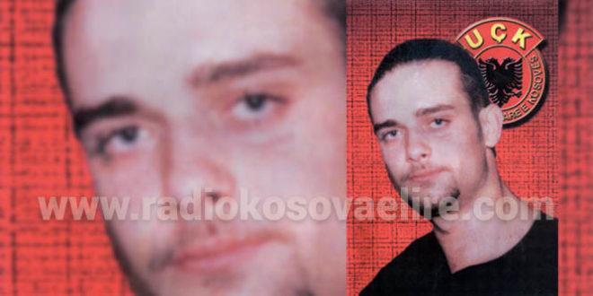 Elton Gëzim Zherka (19.8.1977 - 10.8.1998)