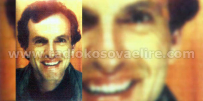 Enver Bajram Topalli (9.2.959 – 19.5.1999)