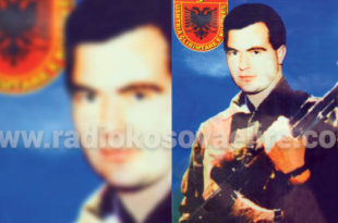 Enver Hasan Halilaj (24.11.1962 - 11.8.1998)