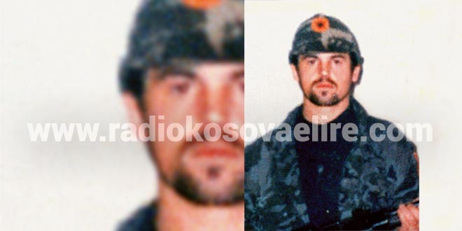 Enver Hyzri Rashiti (10.7.1974 – 15.1.1999)