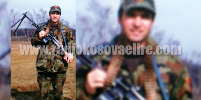 Enver Malë Dobraj (1.11.1968 – 7.6.1999)