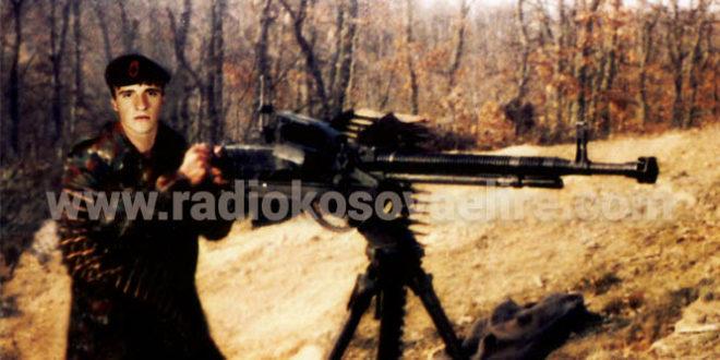 Eshrafedin Rexhep Krastrati (24.11.1979 – 21.07.1998)