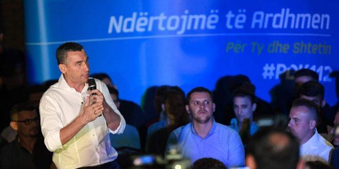 Veseli thotë se do t'i zhbllokojë rreth 10 miliardë euro të ndërtimeve pa leje, duke i dhënë shtytje ekonomisë sonë