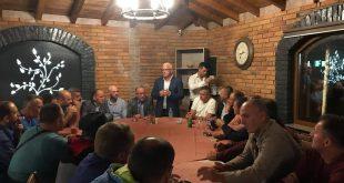 Veteranët e UÇK-së, në Lipjan, mbështesin Kadri Veselin për kryeministër dhe Valon Grabovcin për deputet
