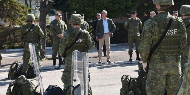 Ministri i Mbrojtjes së Kosovës, Anton Quni kërkon që shërbimi ushtarak në vendin tonë të bëhet obligativ