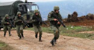 """Ekipi i FSK-së fitoi Medaljen e bronztë në garën e patrullimit """"Cambrian Patrol''"""