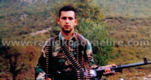 Fadil Halil Maloku (25.3.1978 - 16.4.1999)