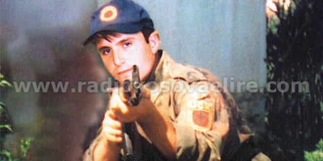 Faik Imer Goxhuli (10.3.1976 – 15.5.1999)