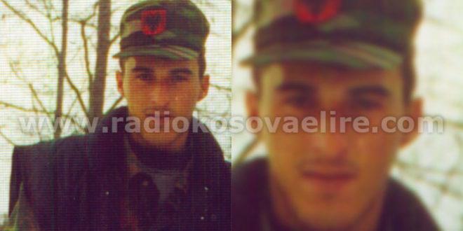 Fatmir Hajdar Hyseni (10.4.1976 - 9.5.1999)