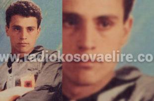 Fatos Sherif Krasniqi (10.9.1970 - 26.9.1998)