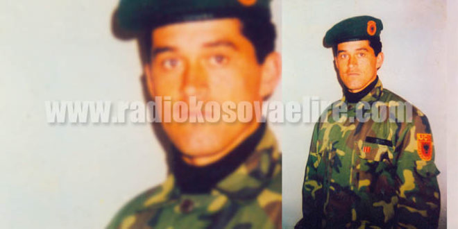 Fazli Haxhi Jakupi (29.12.1971 - 23.5.1999)