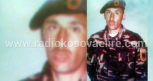 Feriz Idriz Bibaj (15.11.1974 – 26.9.1999)