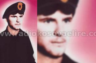 Fetah Ahmet Gega (5.11.1964 - 2.5.1999)