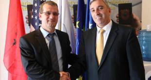 Inspektorati Policor i Kosovës nënshkruan protokollin për inspektim të përbashkët me Shërbimin për Çështje të Brendshme të Shqipërisë